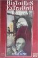 Couverture Histoires extraordinaires Editions Charpentier 1962