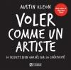 Couverture Voler comme un artiste Editions De l'homme 2014