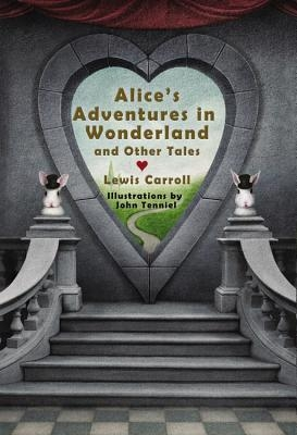 Couverture Alice's adventures in Wonderland & other stories / Alice's adventures in Wonderland and other stories