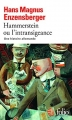 Couverture Hammerstein ou l'intransigeance : Une histoire allemande Editions Folio  2012