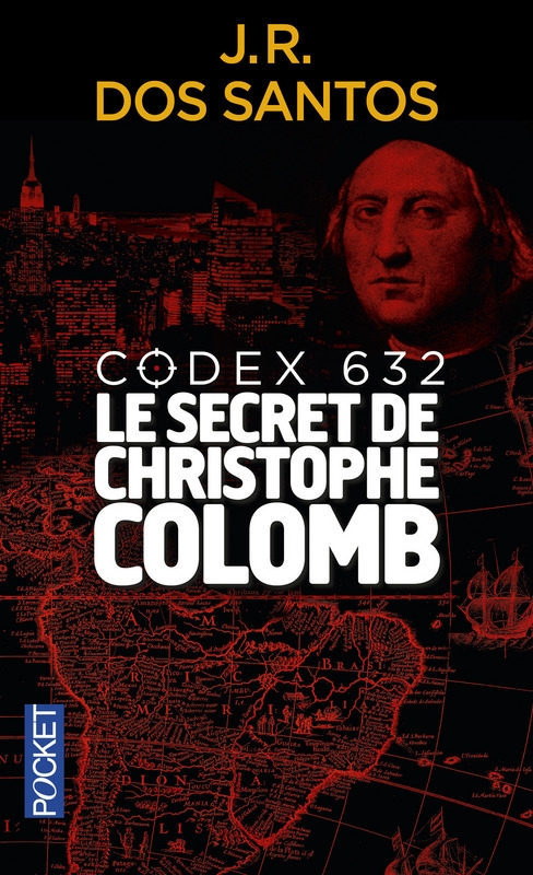 Couverture Codex 632 : Le secret de Christophe Colomb