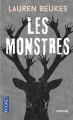 Couverture Les monstres Editions Pocket (Thriller) 2016
