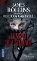 Couverture L'ordre des sanguinistes, tome 1 : Le sang de l'alliance Editions Pocket (Thriller) 2016