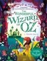 Couverture Le magicien d'Oz Editions Usborne 2014