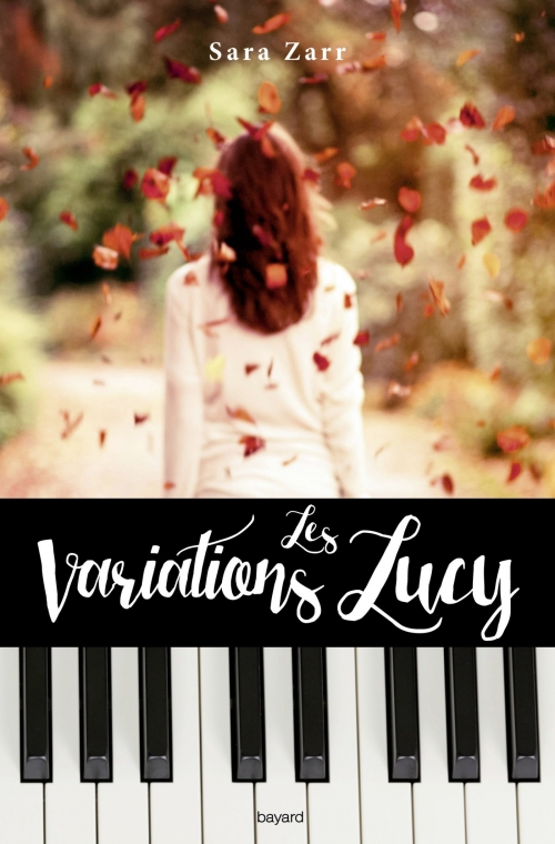 Couverture Les variations Lucy