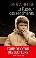 Couverture La Pudeur Des Sentiments Editions Mazarine 2016