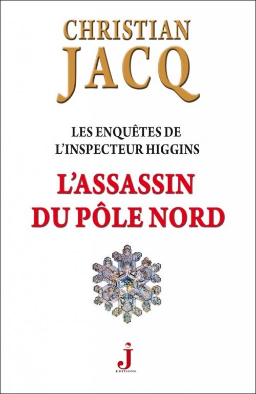 Couverture Les enquêtes de l'inspecteur Higgins, tome 12 : L'assassin du pôle nord