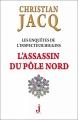 Couverture Les enquêtes de l'inspecteur Higgins, tome 12 : L'assassin du pôle nord Editions J 2014
