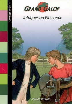 Couverture Intrigues au Pin creux