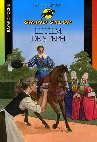 Couverture Le film de Steph