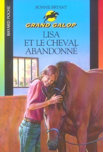 Couverture Lisa et le cheval abandonné