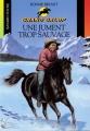 Couverture Une jument trop sauvage Editions Bayard (Poche) 2003