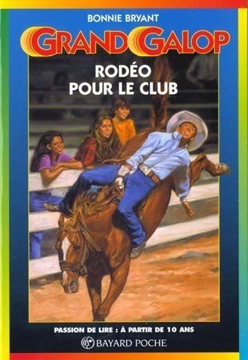 Couverture Rodéo pour le club