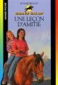 Couverture Une leçon d'amitié Editions Bayard (Poche) 2001