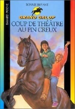 Couverture Coup de théâtre au Pin Creux