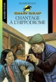 Couverture Chantage à l'hippodrome Editions Bayard (Poche) 2003