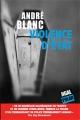 Couverture Violence d'Etat Editions Jigal (Polar) 2016