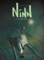 Couverture Ninn, tome 1 : La ligne noire Editions Les Malins 2016