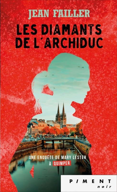 Couverture Mary Lester, tome 02 : Les diamants de l'archiduc