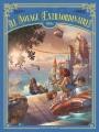 Couverture Le voyage extraordinaire, cycle 2 : Les îles mystérieuses, tome 1 Editions Vents d'ouest 2016