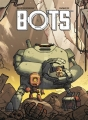 Couverture Bots, tome 1 Editions Ankama 2016