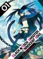 Couverture Black Rock Shooter Innocent Soul, tome 1 Editions Panini (Seinen) 2013