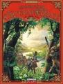Couverture Les enfants du capitaine Grant, tome 3 Editions Delcourt (Ex-libris) 2014