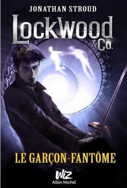 Couverture Lockwood & co., tome 3 : Le garçon fantôme