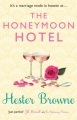 Couverture The Honeymoon Hotel Editions Quercus 2014