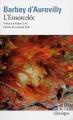 Couverture L'ensorcelée Editions Folio  (Classique) 2011