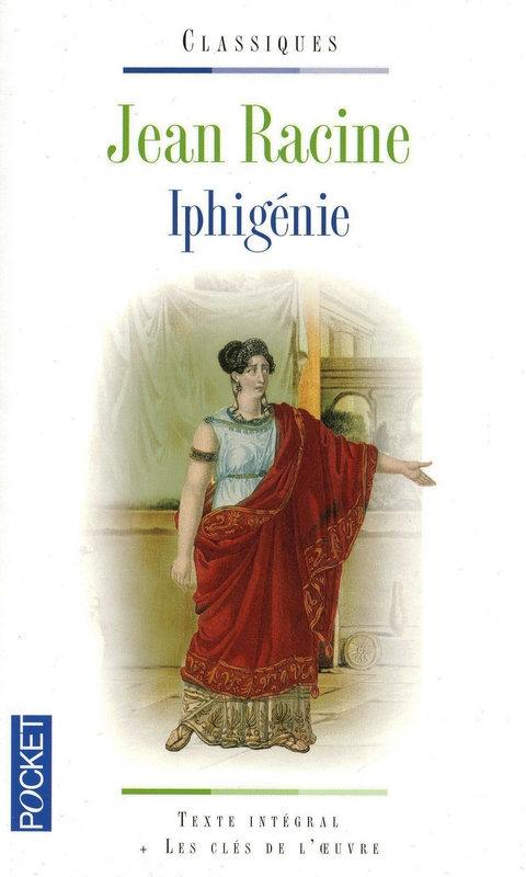 Couverture Iphigénie