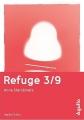 Couverture Refuge 3/9 Editions Agullo 2016