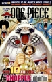 Couverture One Piece, Log, tome 10 Editions Hachette 2015