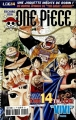 Couverture One Piece, Log, tome 14 Editions Hachette 2016