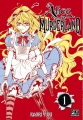 Couverture Alice in murderland, tome 01 Editions Pika (Shôjo) 2016