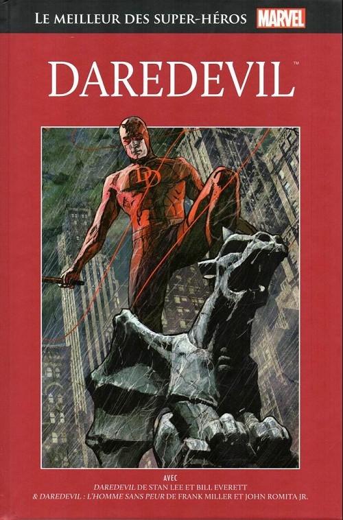 Couverture Le meilleur des Super-Héros Marvel : Daredevil