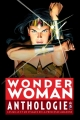 Couverture Wonder Woman Anthologie Editions Urban Comics (DC Anthologie) 2016