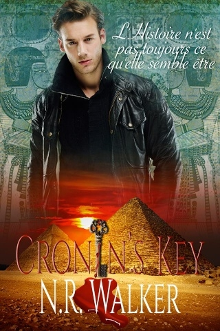 Couverture Cronin's Key, tome 1