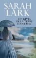 Couverture Lizzie et Michael, tome 1 : Les rives de la terre lointaine Editions L'archipel 2016