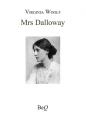 Couverture Mrs Dalloway Editions Bibliothèque Electronique du Québec 2016