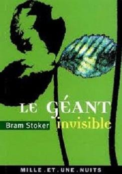 Couverture Le géant invisible