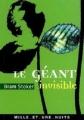 Couverture Le géant invisible Editions Mille et une nuits 2001