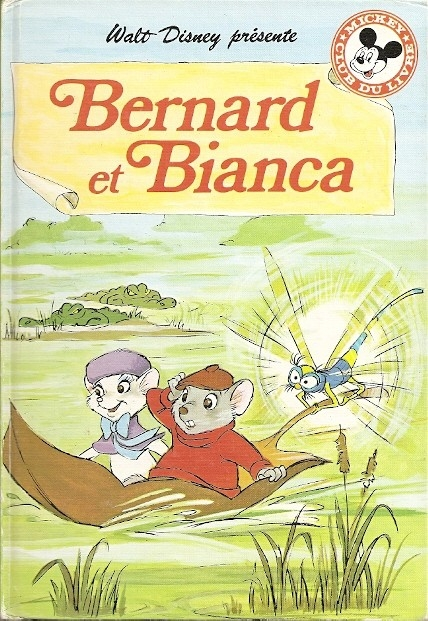 Couverture Bernard et Bianca