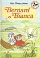 Couverture Bernard et Bianca Editions Hachette (Mickey - Club du livre) 1991
