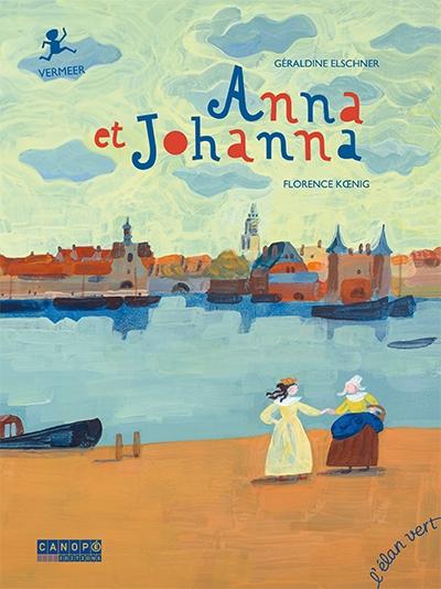 Couverture Anna et Johanna