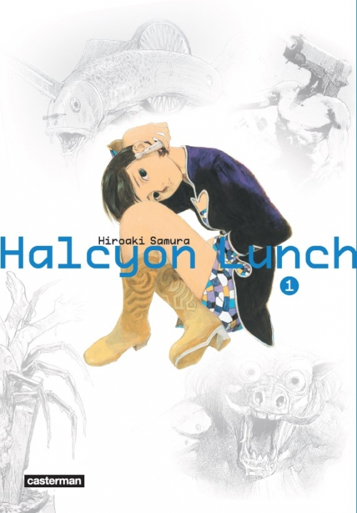 Couverture Halcyon Lunch, tome 1