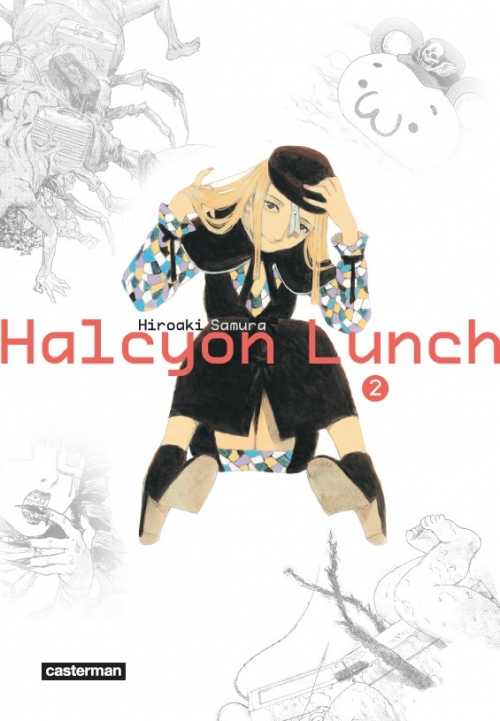 Couverture Halcyon Lunch, tome 2