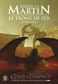 Couverture Le Trône de Fer, intégrale, tome 5 Editions J'ai Lu 2016