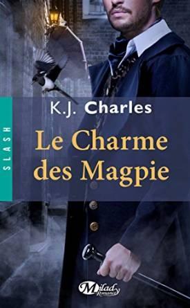 Couverture Le Charme des Magpie, tome 1