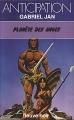 Couverture Planète des Anges Editions Fleuve (Noir - Anticipation) 1980